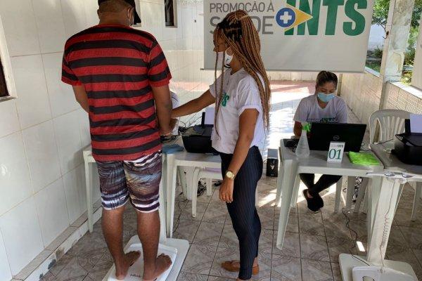 Instituto ofereceu consulta gratuita com nutricionista para mil pessoas em Dias D'Ávila